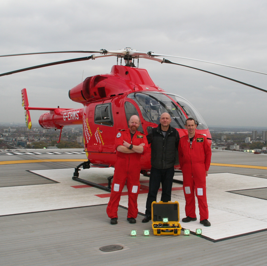 London Air Ambulance HEMS-Star® Delivery