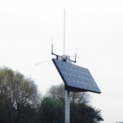 Solar Panel Pack and Mounting System