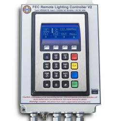 FEC Remote Lighting Controller VHF/GSM/UHF