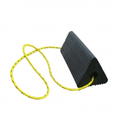 Heavy Duty Rubber Wheel Chocks Large
