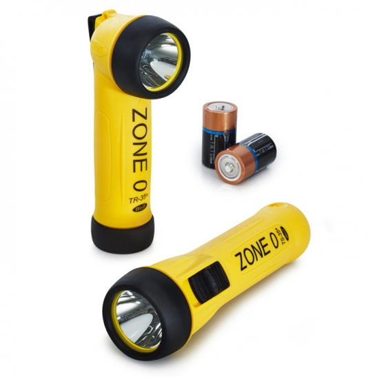 ATEX Safety Torch with LED