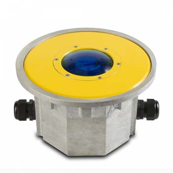 FEC LED Blue Flush Mounted Taxi Way Light